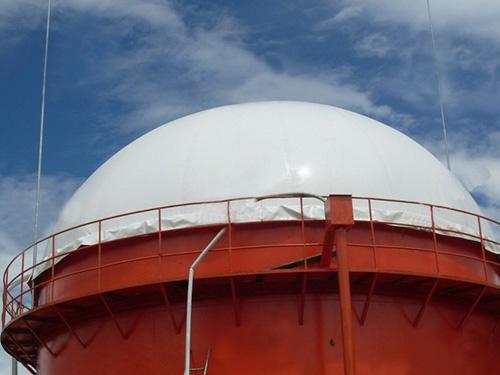 室内膜结构,污水处理厂膜结构,污水池膜结构